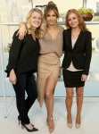 Jennifer Lopez In Brunello Cucinelli & Enza Costa - BodyLab Movement Launch Event