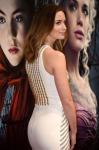 Emily Blunt in David Koma