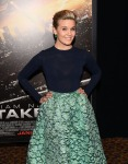 Maggie Grace in Christian Siriano