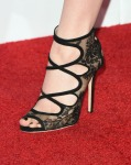 Kat Dennings' Jimmy Choo shoes