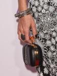 Lisa Edelstein's Thale Blanc clutch