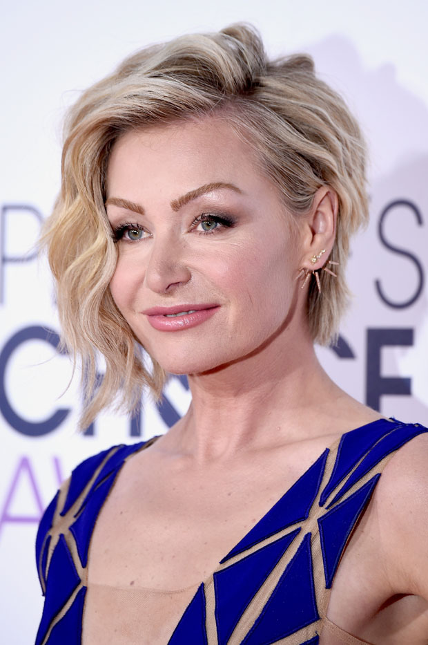 Portia De Rossi 2014 People S Choice Awards Red Carpet
