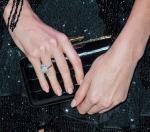 Charlize Theron's Givenchy clutch