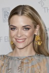 Jaime King in Valentino