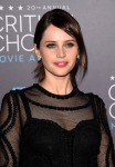 Felicity Jones in Dolce & Gabbana