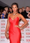 Rochelle Humes in Suzanne Neville