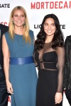 Gwyneth Paltrow in Lanvin and Olivia Munn in Ralph Rucci