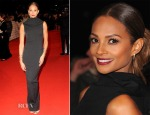 Alesha Dixon In Rick Owens - 2015 National Television Awards