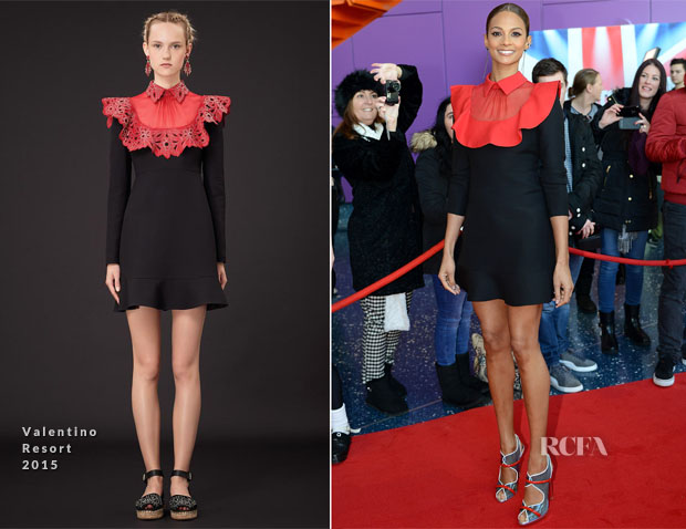 Alesha Dixon In Valentino - 'Britain's Got Talent' Manchester Auditions