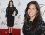 America Ferrera In Dolce & Gabbana - 2015 Producers Guild Awards