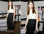 Anna Kendrick In Tory Burch - NYLON Celebrates Anna Kendrick's February Cover