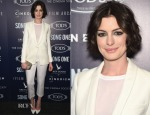 Anne Hathaway In IRO & Theory - 'Song One' New York Premiere
