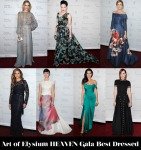 Who Was Your Best Dressed At The Art of Elysium HEAVEN Gala?