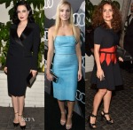 Audi and W Magazine's Golden Globes Parties