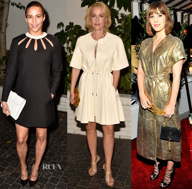 Audi and W Magazine's Golden Globes Parties 8