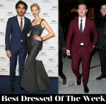 Best Dressed Of The Week - Karolina Kurkova In Zac Posen & Luke Evans In Valentino