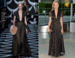 Brie-Larson-In-Diane-Von-Furstenberg-–-2014-CFDA-Fashion-Awards-