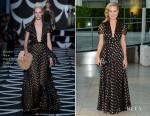 Brie Larson In Diane Von Furstenberg – 2014 CFDA Fashion Awards
