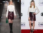 Chloe Grace Moretz In Louis Vuitton - 2015 People's Choice Awards