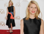 Claire Danes In Roksanda - 2015 Producers Guild Awards