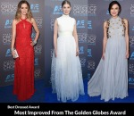 Fashion Critics' Critics' Choice Movie Awards Roundup