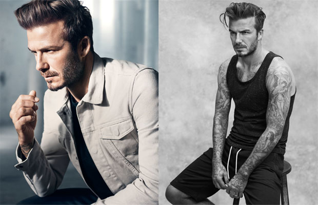 David Beckham Debuts Modern Essentials for H&M