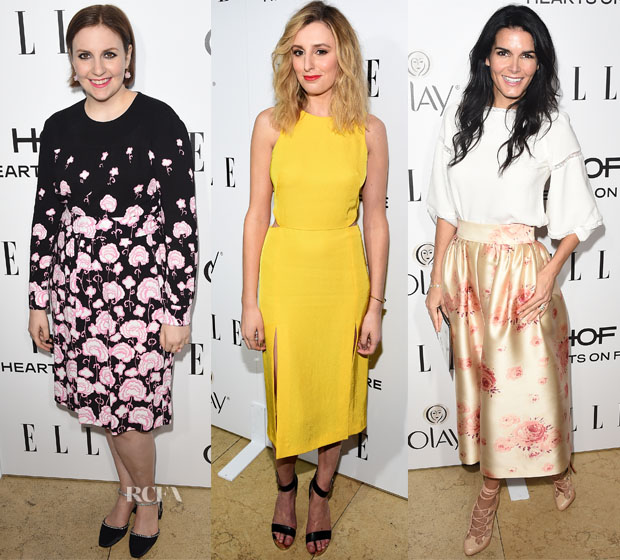 ELLE's Annual Women in Television Celebration 2