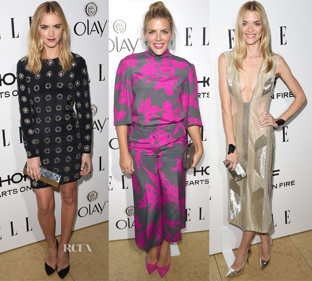 ELLE's Annual Women in Television Celebration 4