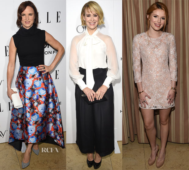 ELLE's Annual Women in Television Celebration 6