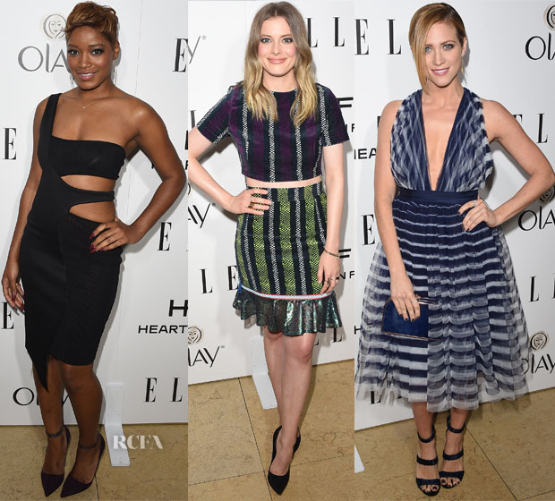 ELLE's Annual Women in Television Celebration3