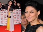 Emma Willis In Roksanda - 2015 National Television Awards