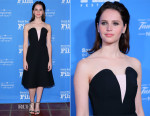 Felicity Jones In Osman - Cinema Vanguard Award Ceremony