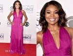 Gabrielle Union In Honor - 2015 People's Choice Awards