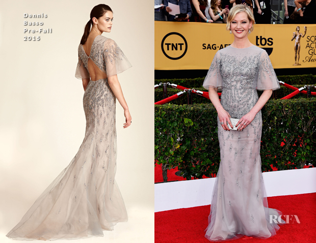 GretchenMolInDennisBasso2015SAGAwards