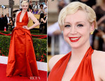 Gwendoline Christie In Giles - 2015 SAG Awards