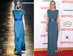 Gwyneth Paltrow In Lanvin - 'Mortdecai' LA Premiere
