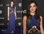 Hailee Steinfeld In Stella McCartney - 2015 InStyle and Warner Bros. Golden Globe Awards Post-Party