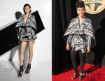 Janelle Monae In Balmain - 23rd Annual Trumpet Awards