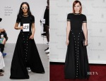 Jena Malone In Adam Selman - 2015 Art Of Elysium HEAVEN Gala