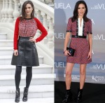 Jennifer Connelly In Louis Vuitton -  'Aloft' ('No Llores, Vuela') Madrid Photocall & Premiere