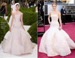 Jennifer Lawrence In Christian Dior Couture - 2013 Oscars