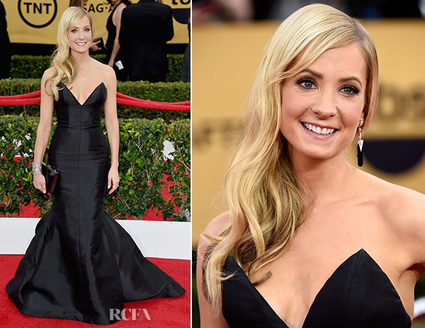 Joanne Froggatt In Honor - 2015 SAG Awards