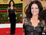 Julia Louis-Dreyfus In Monique Lhuillier - 2015 SAG Awards