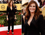 Julia Roberts In Givenchy - 2015 SAG Awards