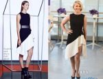 Julianne Hough In Camilla and Marc - 'Swirl' Dance Off