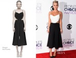 Kaley Cuoco In Peggy Hartanto - 2015 People's Choice Awards