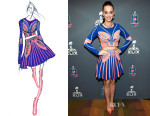 Katy Perry In RVN - Super Bowl XLIX Halftime Show Press Conference