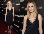 Laura Carmichael In Donna Karan - Entertainment Weekly's Party Honouring The SAG Nominees