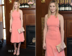 Laura Carmichael In Thakoon - Champagne Taittinger Celebrates Women In Hollywood