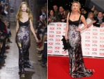Laura Whitmore In Giles - 2015 National Television Awards